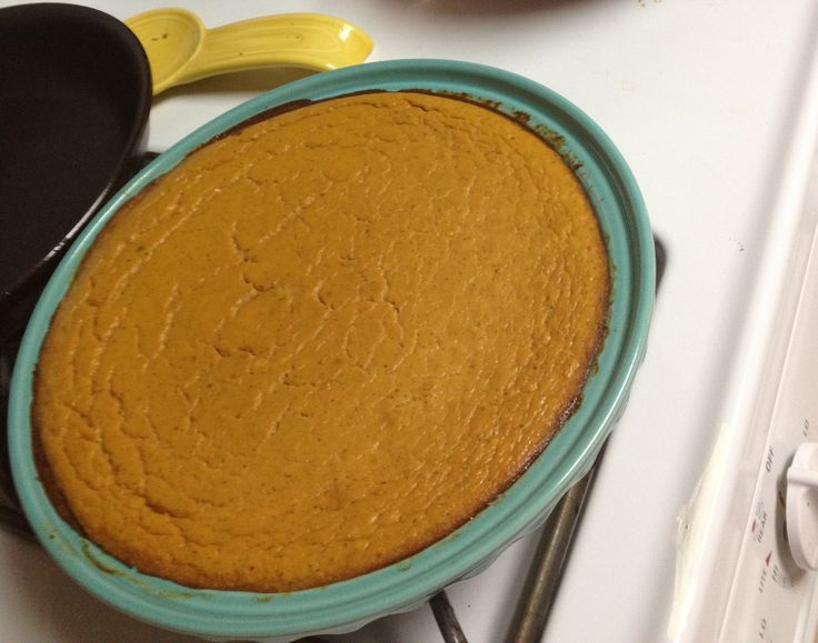 Dukan Pumpkin Pie; This is going to definiately be on our thanksgiving spread!!!
