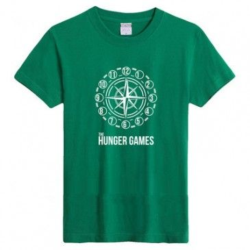 The Hunger Games Logo Personalized T-shirts