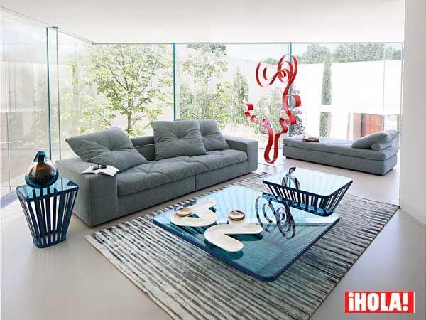 13 ideas para sacar partido al sal n ideas ideas para - Ideas para decorar tu salon ...