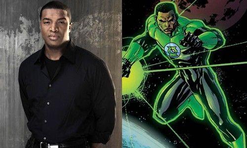 Roger R. Cross as Green Lantern/John Stewart
