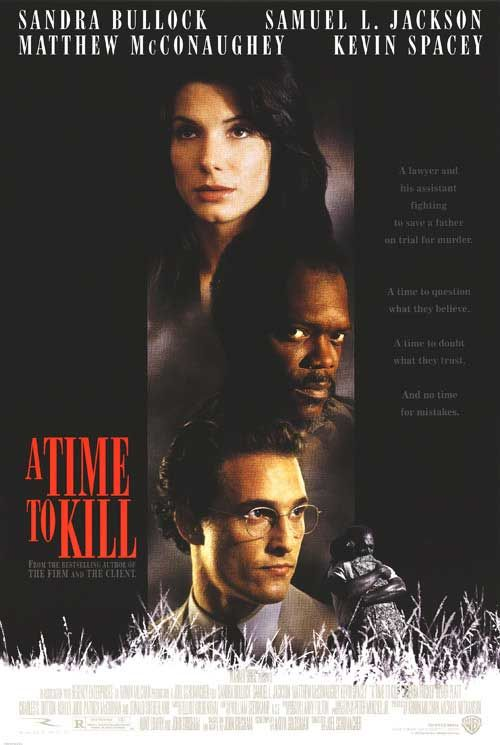 A Time to KillAwesome Movie, 1996, Free Carl, Film Based, Carl Lee, Cajun Ramen, Book, Kill, Favorite Movie