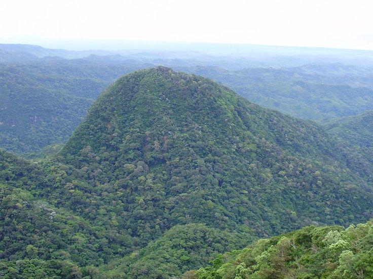 Cerro El Caballo - Parque Nacional El Imposible - El Salvador