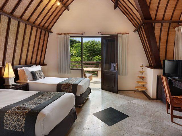 Superior Lumbung Terrace | Hotel Villa Ombak