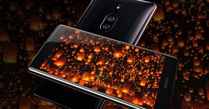 The Xperia Xz2 Features A Stunning Camera Along With A Steep Price Tag Sony Xperia Sony Low Light Camera