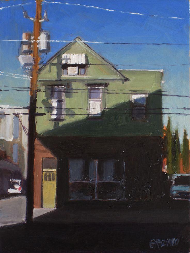 shadow and light - Dan Graziano