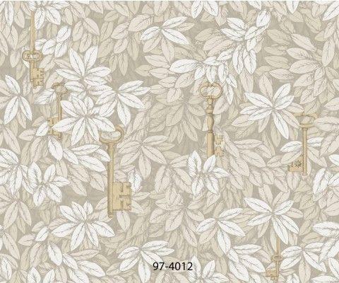 Chiavi Segrete Wallpaper by Cole & Son - Fornasetti II