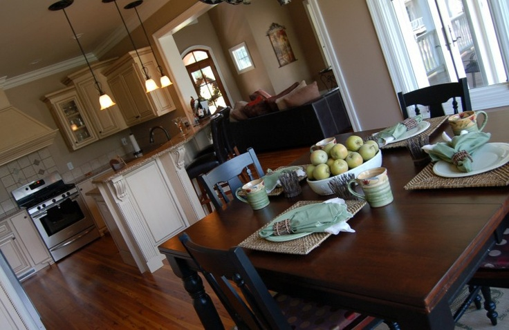 Structures by Chris Brooks | Kitchen Breakfast area