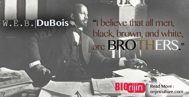 """I believe that all men, black, brown, and white, are BROTHERS"""