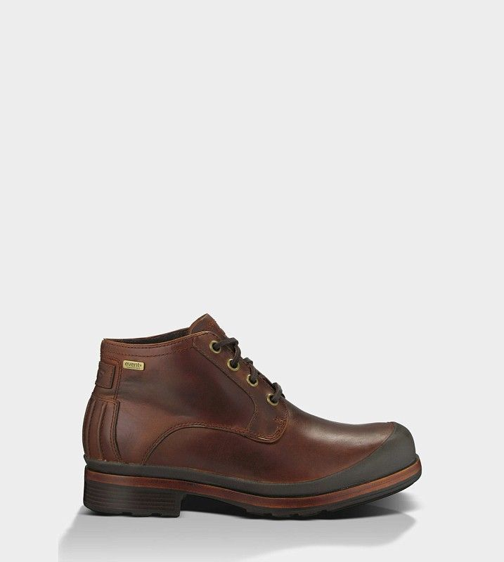 UGG Australias leather lace-up boot for men - the #Clancy, FREE SHIPPING around the world, #UGG, #Boots, #Cheap, #Wholesale, #Winter, #Outfit, #Fashion, #Women, #StreetStyle, #2014