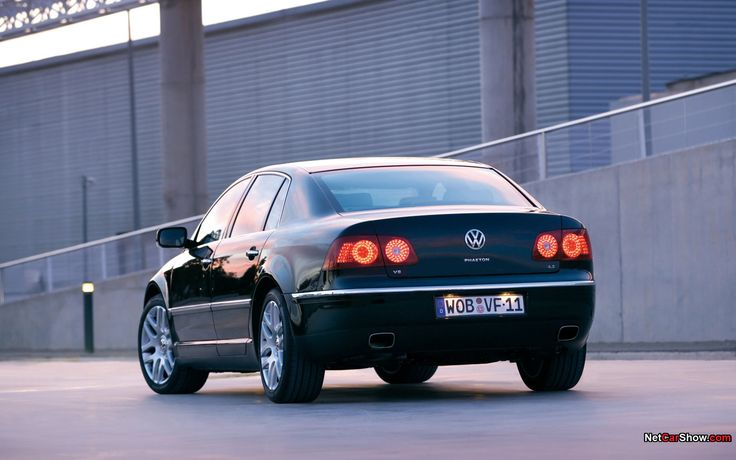 Volkswagen Phaeton (2009)