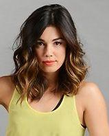 Melanie Vallejo hair