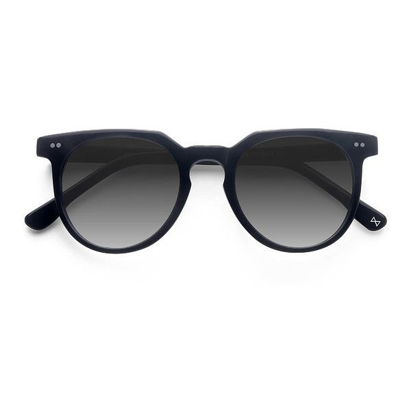 Men's Shadow - Jet Black round - 16521 Jet Black Rx Sunglasses ($65) ❤ liked on Polyvore featuring men's fashion, men's accessories, men's eyewear, men's sunglasses, mens vintage sunglasses, mens sunglasses, mens round sunglasses, mens eyewear and mens vintage eyewear