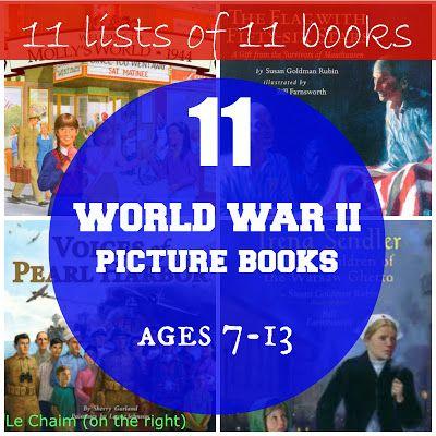 11 WWII Picture Books
