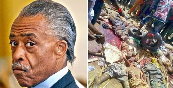 HEY, SHARPTON: Muslims Slaughter 1000s Of Blacks In Nigeria, Where's Your Outrage? | Doug Giles | #ClashDaily