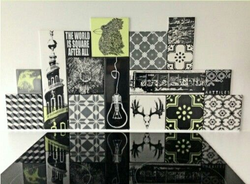 ArTTiles carreaux céramique soon in my kitchen !!!!!