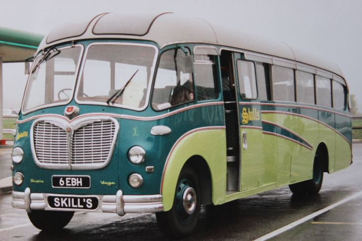 Skills Coaches - Duple bodied Bedford OB