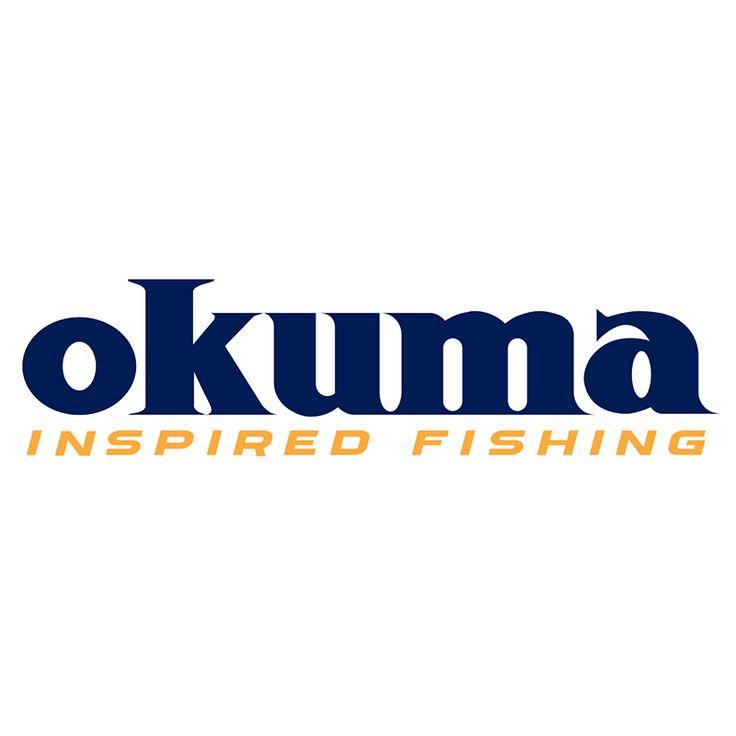 okuma fishing reels and rods, etc.