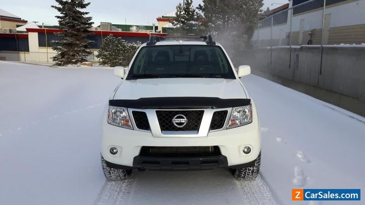 2014 Nissan Frontier PRO-4X #nissan #frontier #forsale #canada