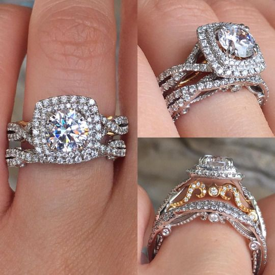 Popular Verragio Engagement Rings Rose Gold ud BFF