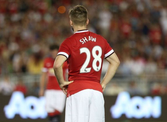 José Mourinho: Why I pulled out of race for Luke Shaw