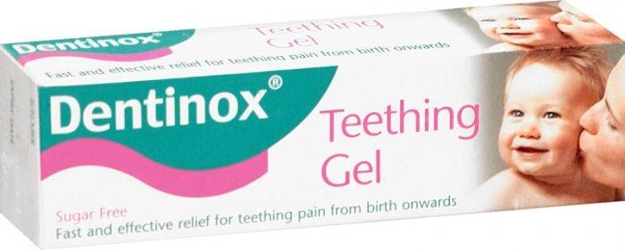 Dentinox Teething Gel Baby Toddler Health Teething Gel