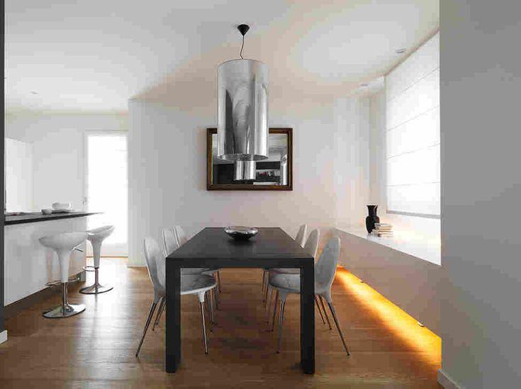 Минималистский дизайн частного дома в Италии