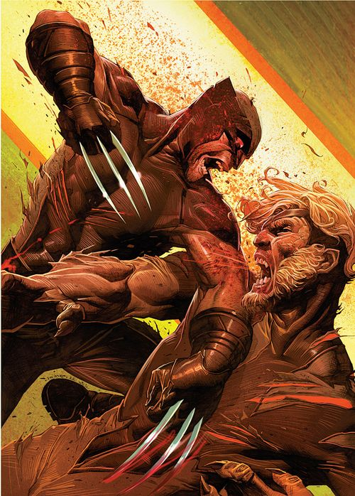 Wolverine And Sabretooth Your #1 Source for Video Games ... X Men Origins Sabretooth Comic