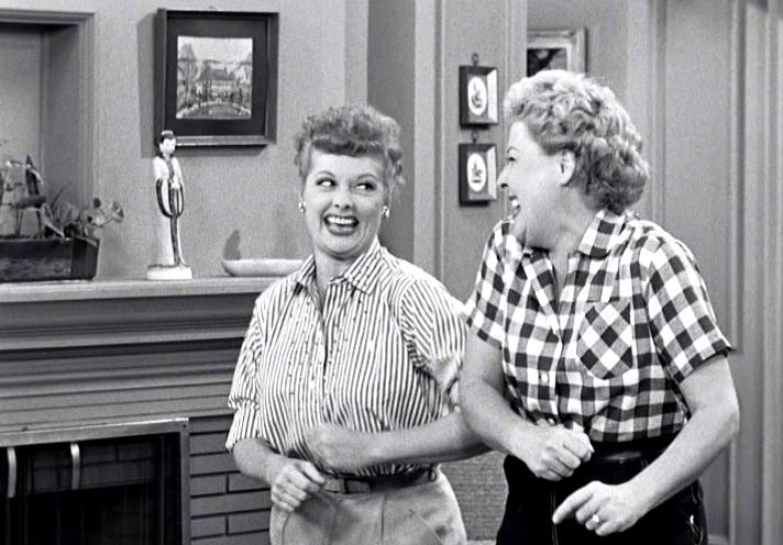 Lucy and Ethel: Idea, Lucil Ball I, Friends Forever, Lucil Bally, Lucyandethel300X208Jpg 300208, Beasts, Favorite, Friendship With Naomi, Things Lucy