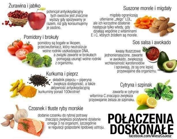 The combination of excellent #cooking #diet #health #fruits
