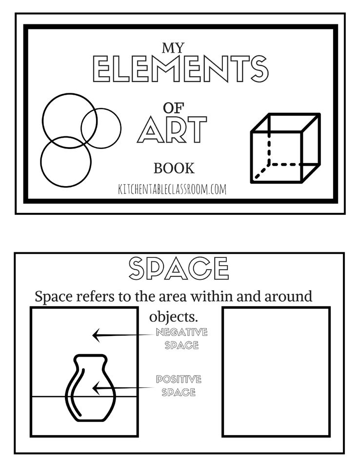 Elements Of Art For Kids : Best ideas about elements of art on pinterest