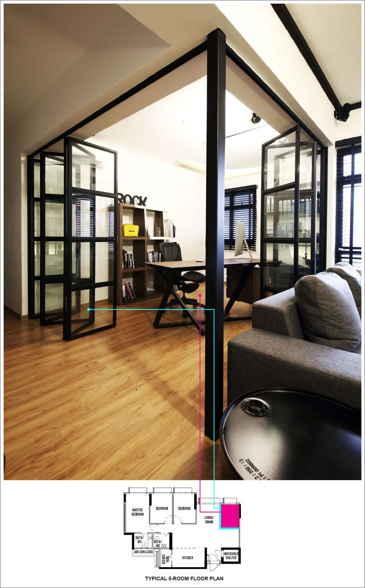 Study Room Glass: 15 Concise Layout Designs For Alkaff Oasis Bidadari (avec