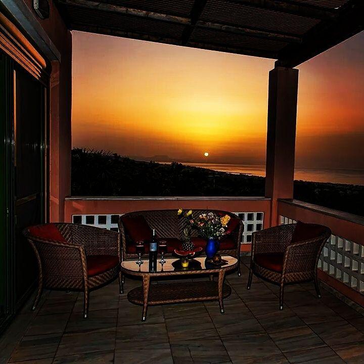 Romantic sunset!!!