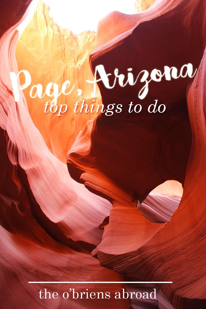 Planning a trip to Page, Arizona for an Antelope Canyon tour, to see Horseshoe Bend, or Lake Powell? Here's the best list of the top things to do in Page, AZ and how to do them! You'll love the custom Page, AZ tips! Antelope Canyon tips Horseshoe Canyon Tips Family Travel Family Vacation Grand Canyon Vacation Grand Canyon Arizona Grand Canyon AZ