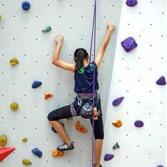 Head to @EarthTreks and #climb #focus and #stretch you #skills. They have #boulder areas #leadandtoprope courses #arches and more. Theyre a great place to host a #party  even #yoga lovers can enjoy #classes there. Theyre a great local point of interest in our area.