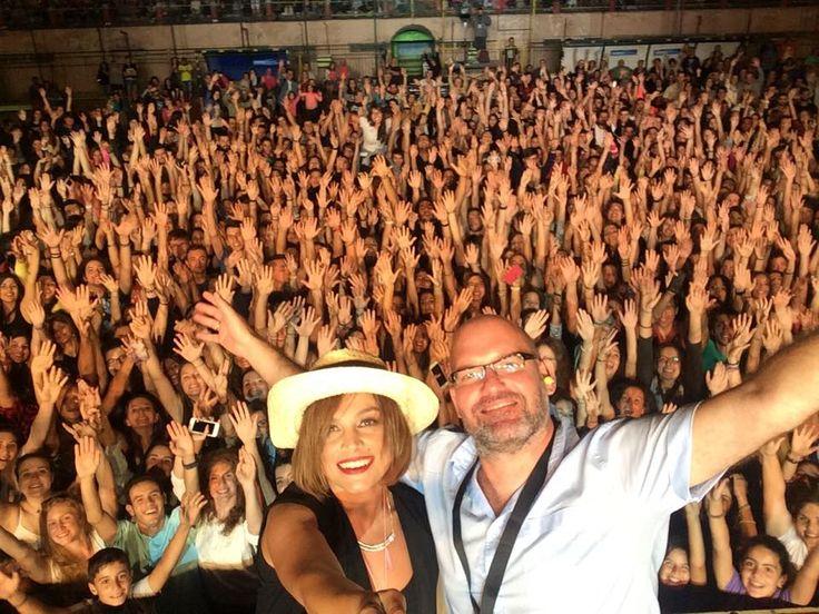 Πτολεμαΐδα 24/8/2015 #eleonorazouganeli #eleonorazouganelh #zouganeli #zouganelh #zoyganeli #zoyganelh #kalokairi2015 #summer #tour #2015 #greece #elews #elewsofficial #elewsofficialfanclub #fanclub
