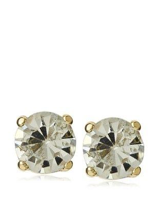 67% OFF Leslie Danzis Crystal Four Corner Post Earrings