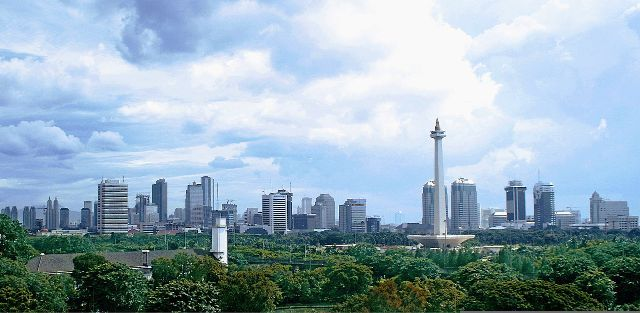 Weather in #Jakarta - Cush #TravelBlog #Indonesia