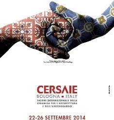 CERSAIE 2014  a showcase of Italian creativity