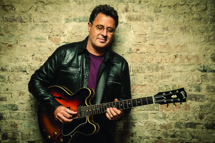 Vince Gill's list of awards and accomplishments is as impressive as the day is long: 26 million albums sold, 18 CMA Awards, 20 Grammys and induction into the Country Music Hall of Fame. In an exclusive interview with Music Aficionado's Joe Bosso, the music legend discusses 13 of his Favorite Things – songs and albums that helped shape his musical soul, guitars and amps key to his sound, and even a couple of books and films that he treasures.
