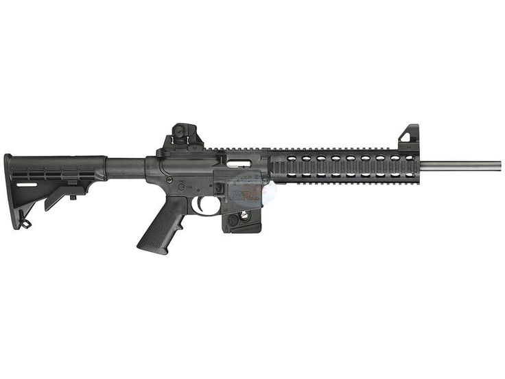 Armas de Fogo : Rifle Smith & Wesson M&P 15-22 Standard Cal. .22LR