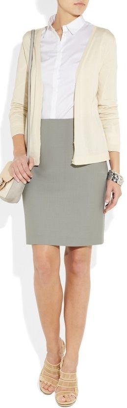 Calvin Klein pencil skirt