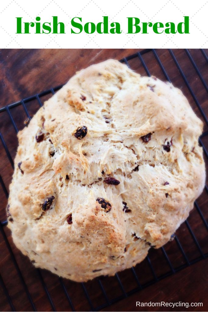 Irish Soda Bread for St. Patrick's Day | Recipe | Bread ...