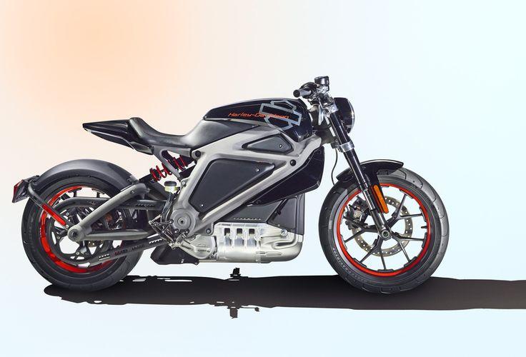 Harley Davidson, battery powered, 2014, Motorcycle