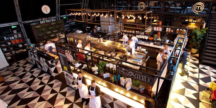 Masterchef 2013 Pop up Dining by AZBcreative