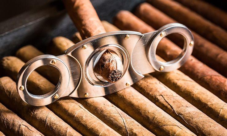 8 Cigar Cutters Worthy of the Finest Cubans