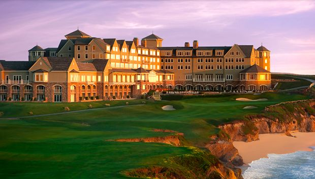 Photo via Ritz-Carlton Half Moon Bay / From tech mogul to hotel magnate, Bill Gates' company exploring takeover of luxury hotel group