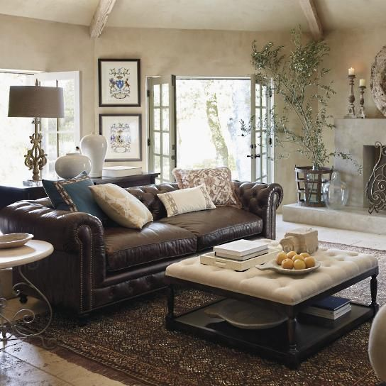 Blanche Studded Decorative Pillow  Living Room InspirationDecor. 312 best images about Living Room Inspiration on Pinterest   Ralph