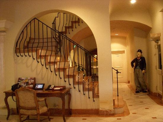 Montecito Inn---Charlie Chaplins Hotel