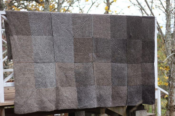 Viffla: En stor och ljuvlig filt