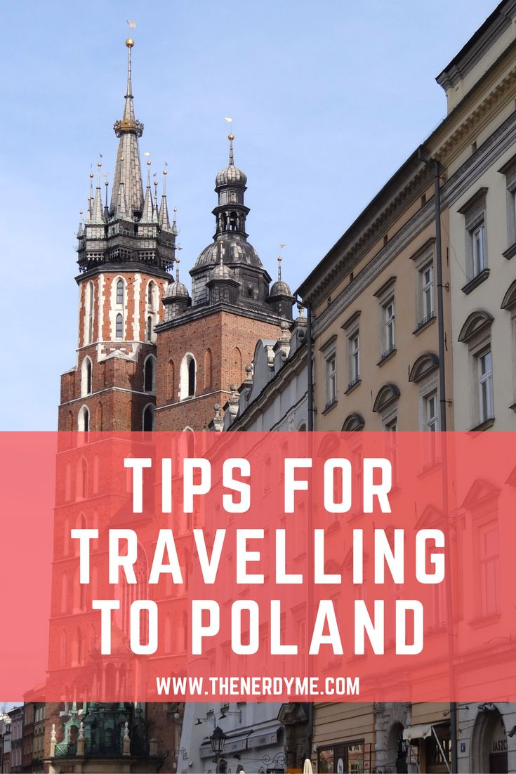 Poland tips and tricks | Poland travel guide | Gdansk | Krakow | Warsaw | What to do in Poland| More at www..thenerdyme.com